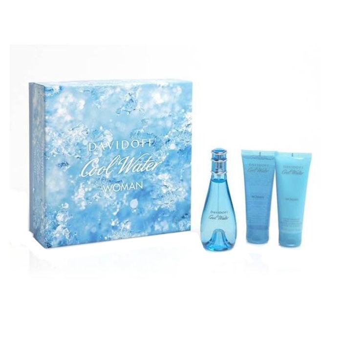 Buy Davidoff Gift Set for Women-Purplle
