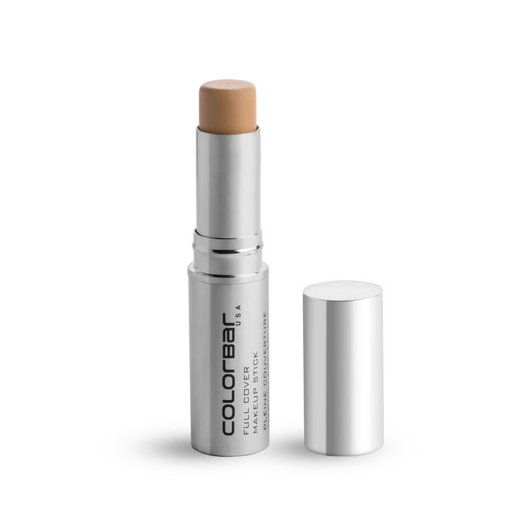 Buy Colorbar Full Cover Makeup Stick With SPF 30 Fresh Ivory 001 (9 g)-Purplle