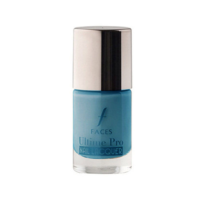 Buy Faces Canada Ultime Pro Nail Lacquer By The Bay 19-Purplle