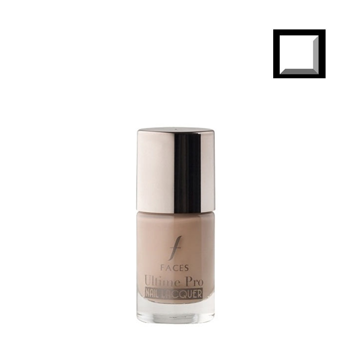 Buy Faces Canada Ultime Pro Nail Lacquer Snow White 23-Purplle