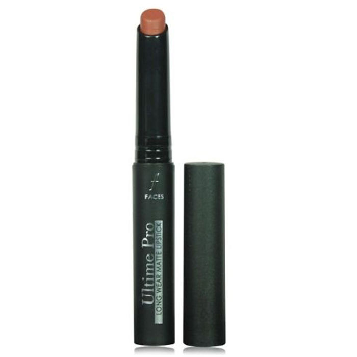 Buy Faces Canada Ultime Pro Long Wear Matte Lipstick Cinnamon 04-Purplle