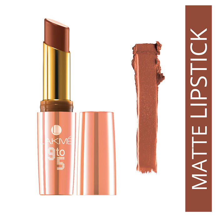 Buy Lakme 9 to 5 Lip Color Coffee Command MB1 (3.6 ml)-Purplle