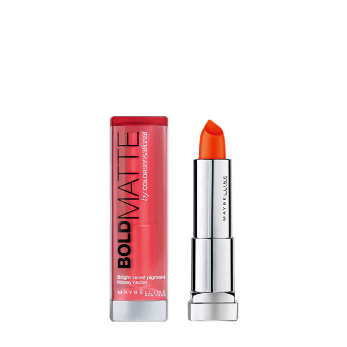 Buy Maybelline Color Sensational Bold Mattes 3 Lipstick-Purplle