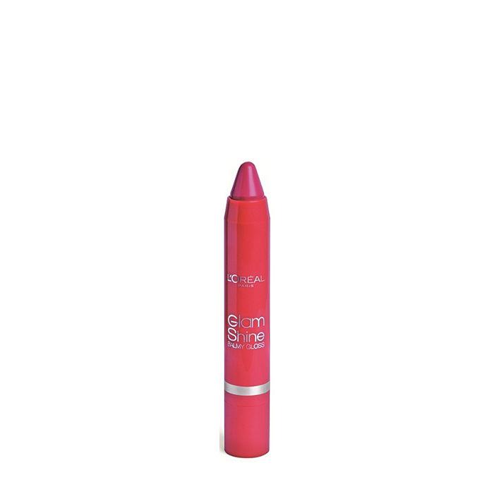 Buy L'Oreal Paris Glam Shine Lip Crayon Peach Pleasure 912-Purplle