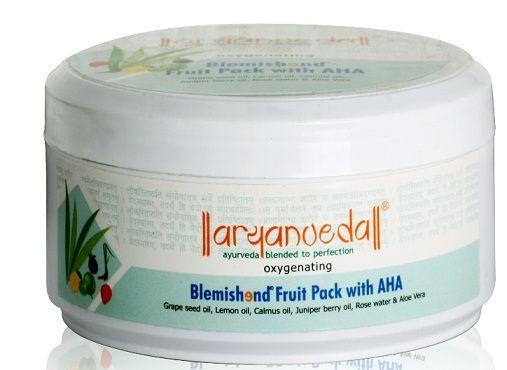 Buy Aryanveda Anti Blemish Fruit Pack (400 g)-Purplle