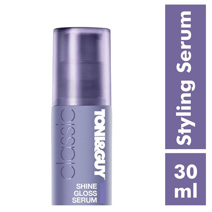 Buy Toni & Guy Classic Shine Gloss Hair Serum (30 ml)-Purplle