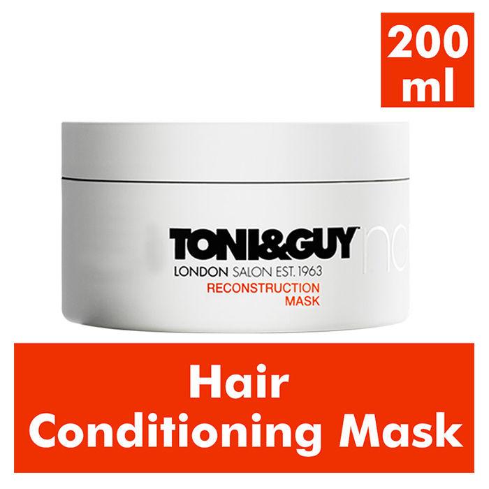 Buy Toni & Guy Nourish Reconstruction Hair Mask (200 ml)-Purplle