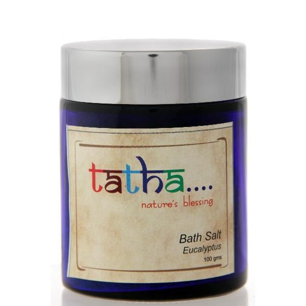 Buy Tatha Bath Salt Eucalyptus (100 g)-Purplle