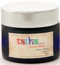 Buy Tatha Almond Face Wash (50 g)-Purplle