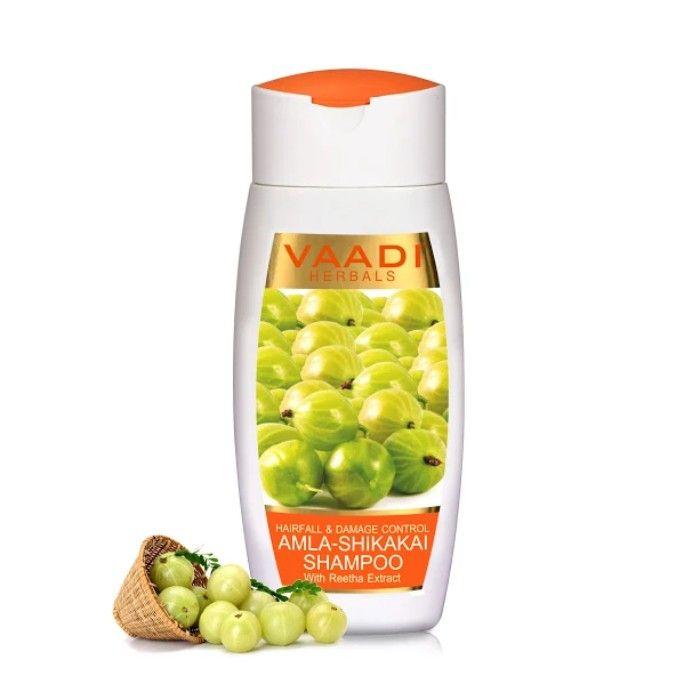 Buy Vaadi Herbal Amla Shikakai (110 ml)-Purplle