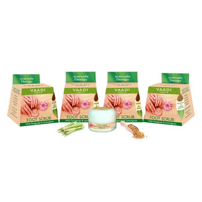 Buy Vaadi Herbals Body Care Gift Pack (480 g)-Purplle
