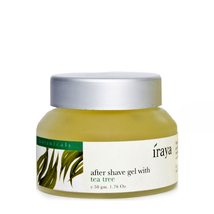 Buy Iraya After Shave Gel with Tea Tree (50 g)-Purplle