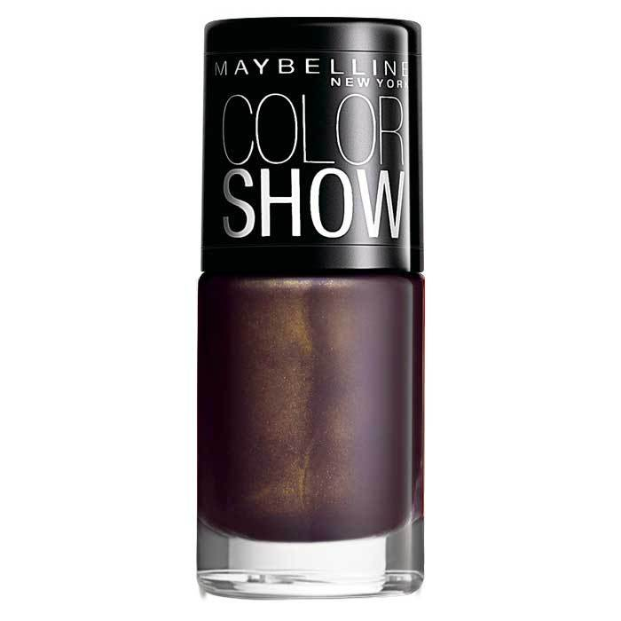 Buy Maybelline Color Show Nail Color Buried Treasure 221 (6 ml)-Purplle
