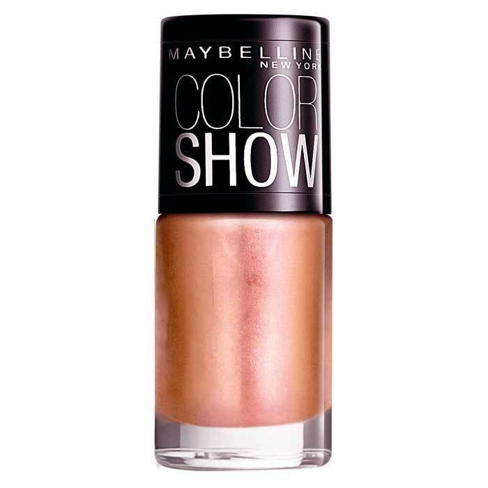 Buy Maybelline New York Color Show Nail Color Cinderella Pink 001 (6 ml)-Purplle