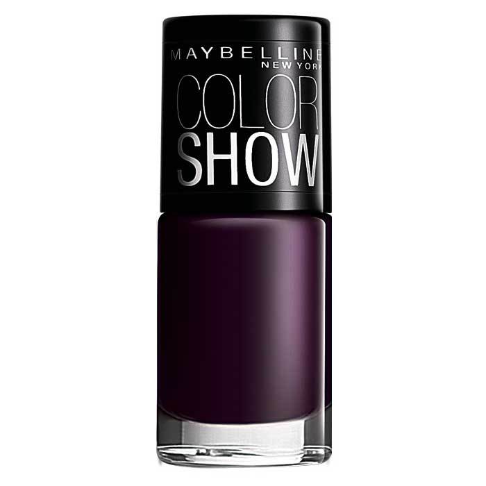 Buy Maybelline New York Color Show Nail Color Crazy Berry 218 (6 ml)-Purplle