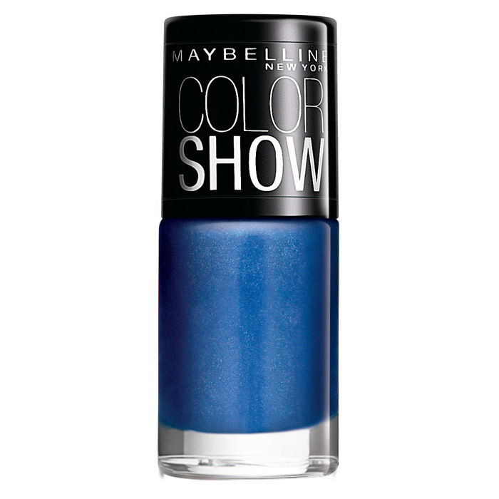 Buy Maybelline Color Show Nail Color Denim Dash 503 (6 ml)-Purplle