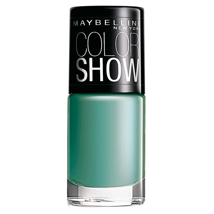 Buy Maybelline Color Show Nail Color Fantasea Green 302 (6 ml)-Purplle
