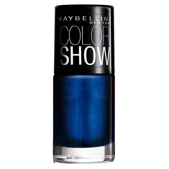 Buy Maybelline New York Color Show Nail Color Ladies' Night 006 (6 ml)-Purplle
