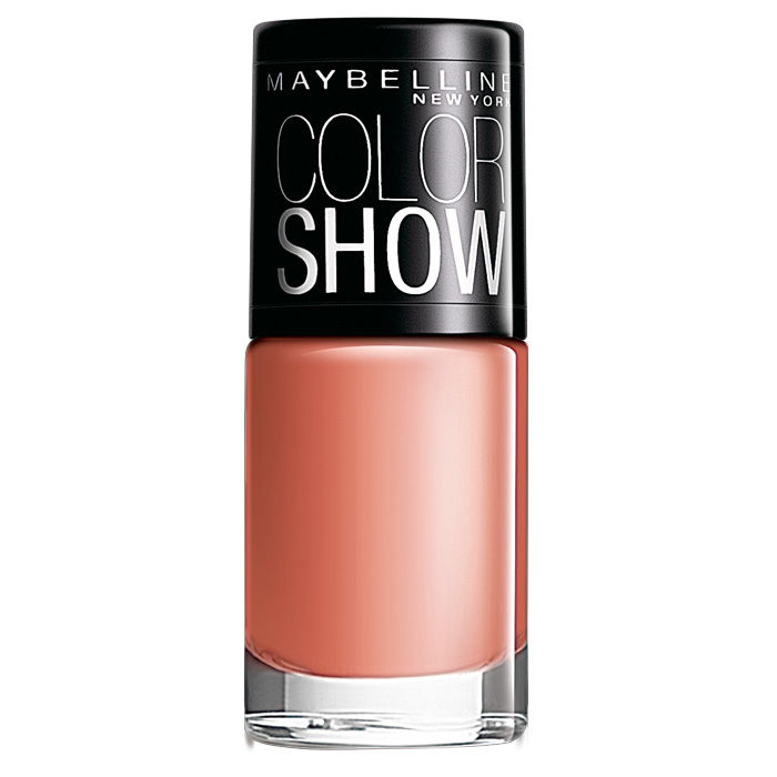 Buy Maybelline New York Color Show Nail Color Nude Skin 015 (6 ml)-Purplle