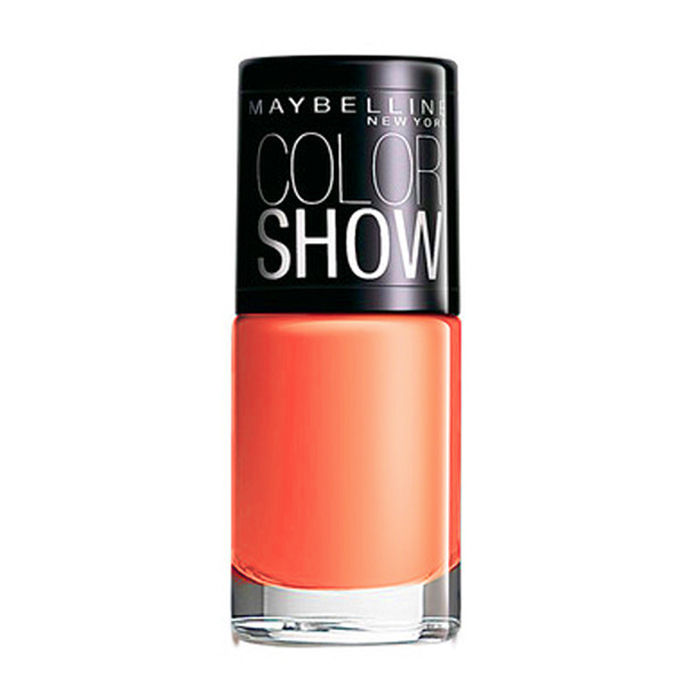 Buy Maybelline New York Color Show Nail Color Orange Fix 214 (6 ml)-Purplle