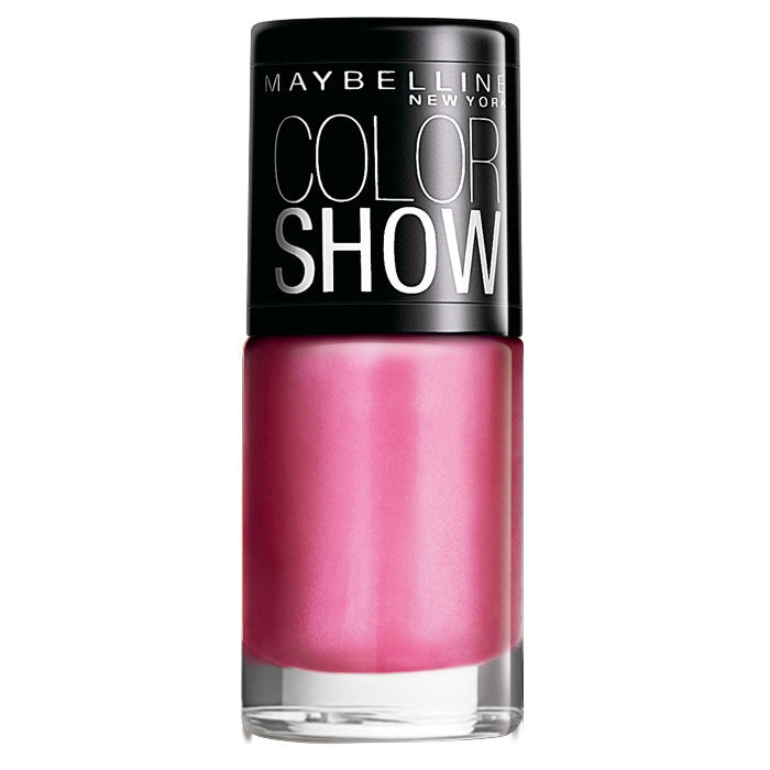 Buy Maybelline Color Show Nail Color Pink Voltage 010 (6 ml)-Purplle