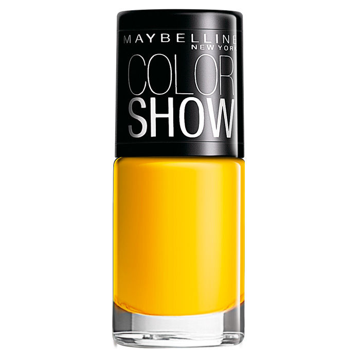 Buy Maybelline Color Show Nail Color Sweet Sunshine 405 (6 ml)-Purplle