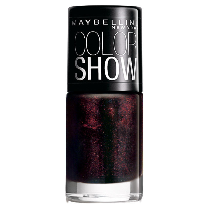Buy Maybelline Color Show Nail Color Wine & Dine 005 (6 ml)-Purplle