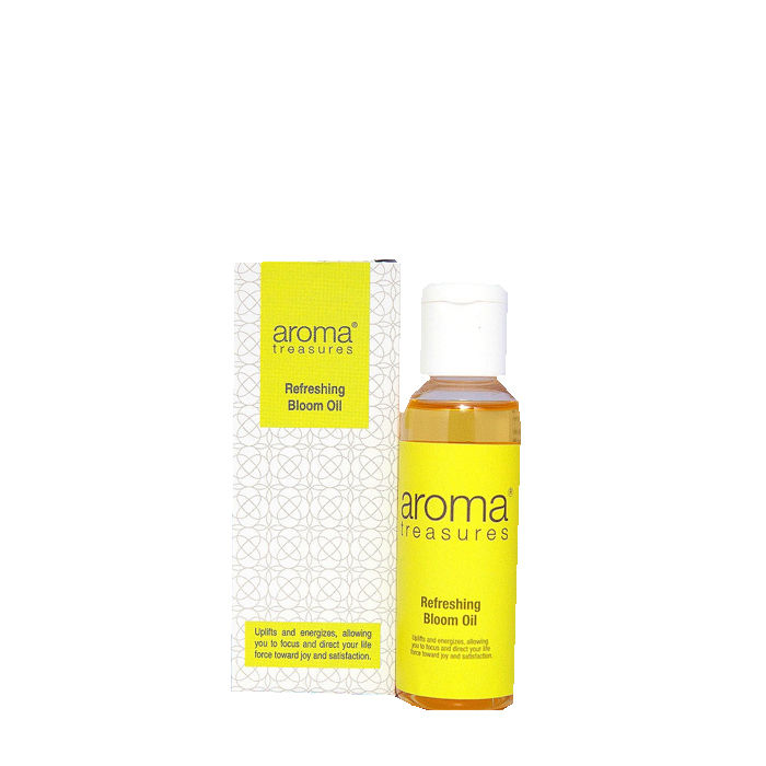 Buy Aroma Treasures Refreshing Bloom Oil (Fatigue oil) (50 ml)-Purplle