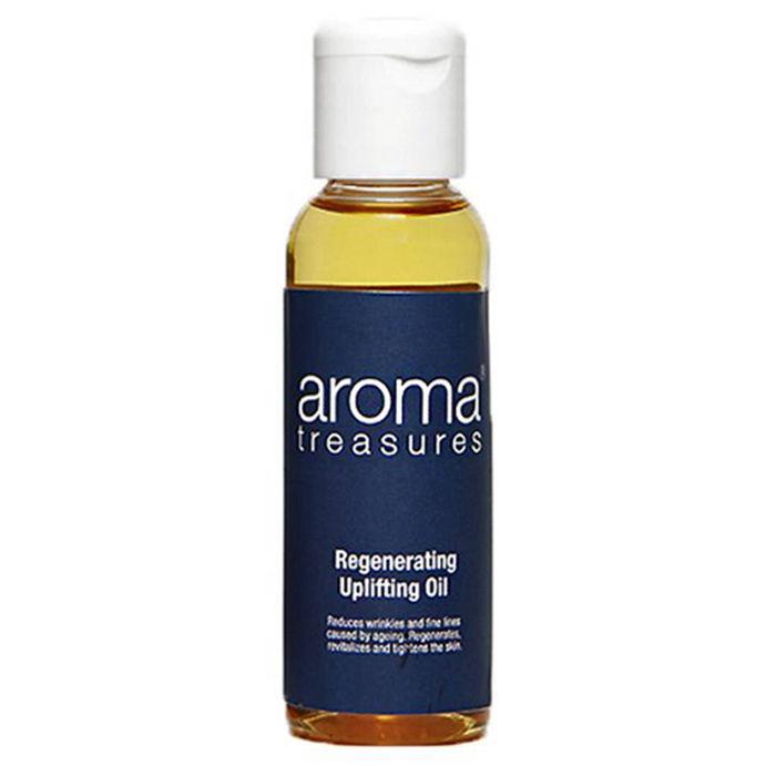 Buy Aroma Treasures Regenerating Uplifting Oil (For mature skin) (50 ml)-Purplle