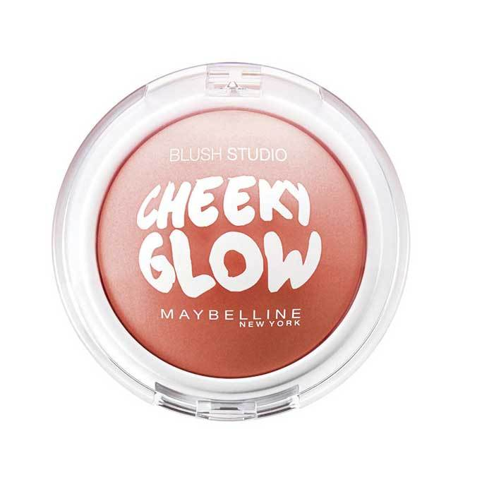 Buy Maybelline New York Cheeky Glow Blush Creamy Cinnamon (7 g)-Purplle