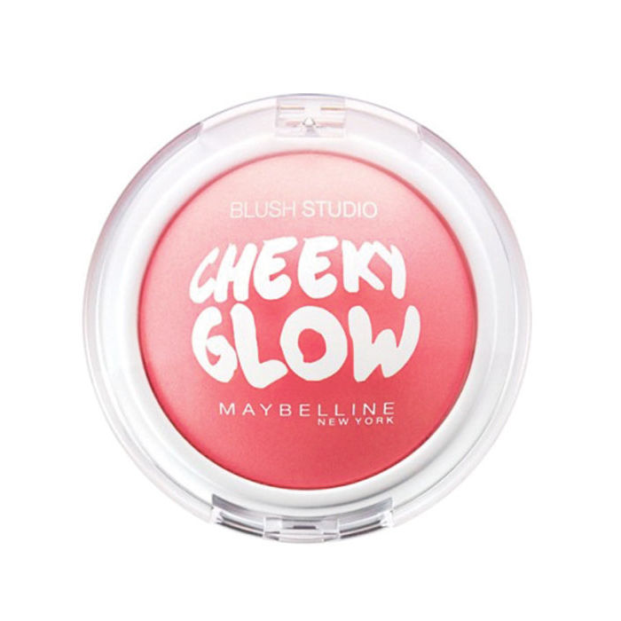 Buy Maybelline New York Cheeky Glow Blush Fresh Coral (7 g)-Purplle