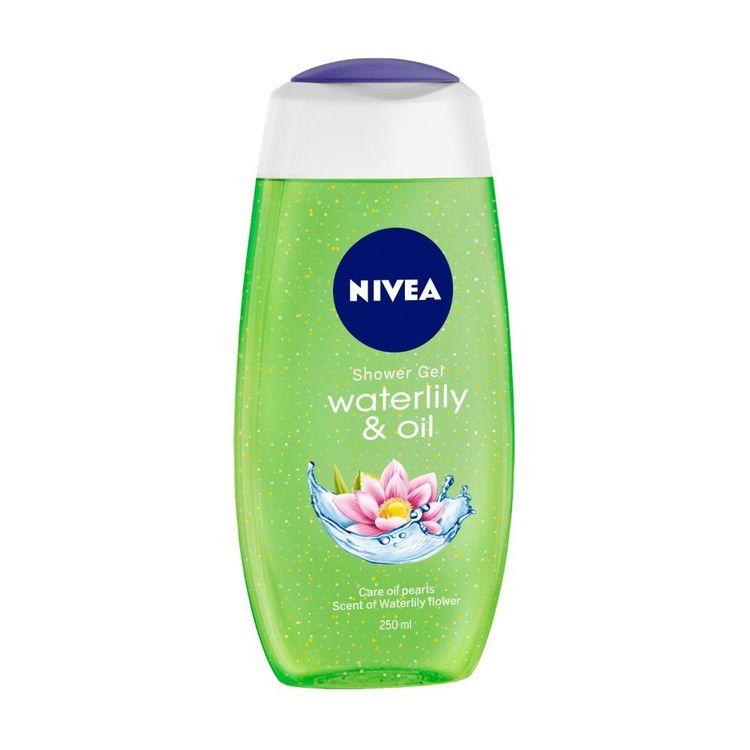 Buy Nivea Waterlily & Oil Shower Gel (250 ml)-Purplle