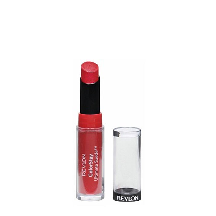 Buy Revlon Colorstay Ultimate Suede Lipstick Couture 2.55 g-Purplle