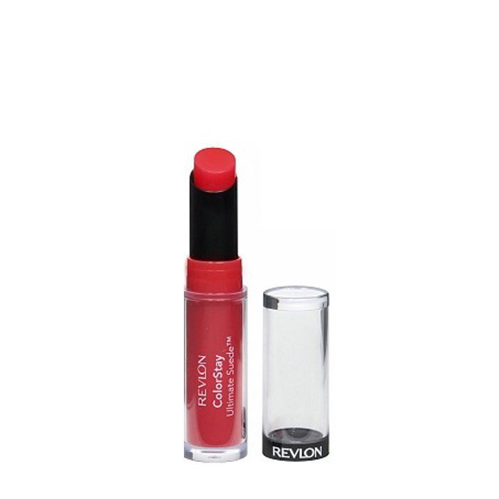 Buy Revlon Colorstay Ultimate Suede Lipstick Designer 2.55 g-Purplle