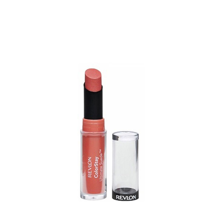 Buy Revlon Colorstay Ultimate Suede Lipstick Iconic 2.55 g-Purplle