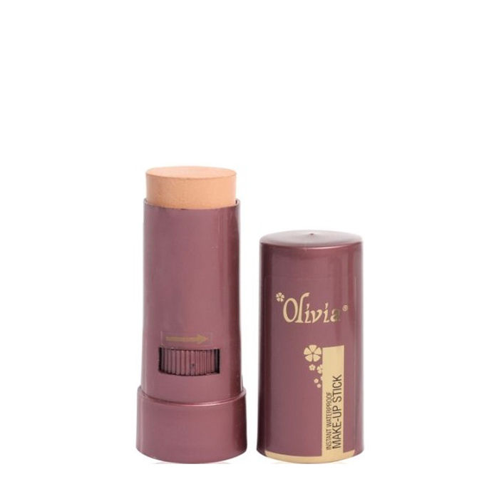 Buy Olivia Instant Waterproof Make Up Stick With SPF 12 Touch & Glow 05 (15 g)-Purplle