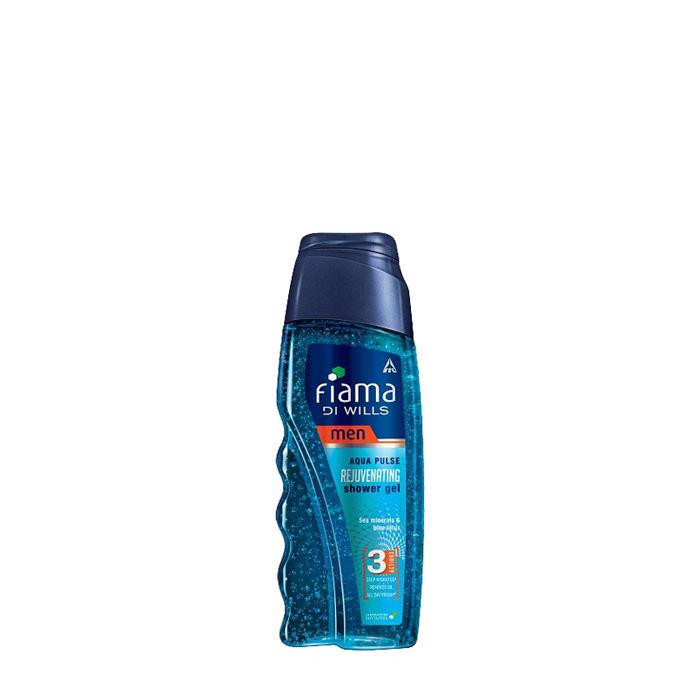 Buy Fiama Di Wills Men Aqua Pulse Shower Gel (200 ml)-Purplle