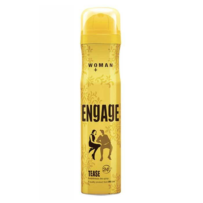 Buy Engage Woman Deo Tease (150 ml)-Purplle