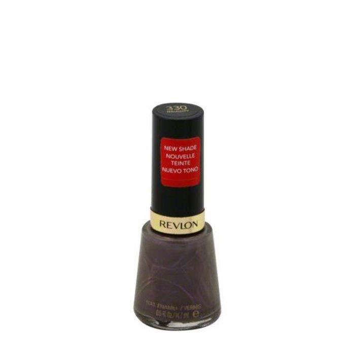 Buy Revlon Nail Enamel Naughty 8 ml-Purplle