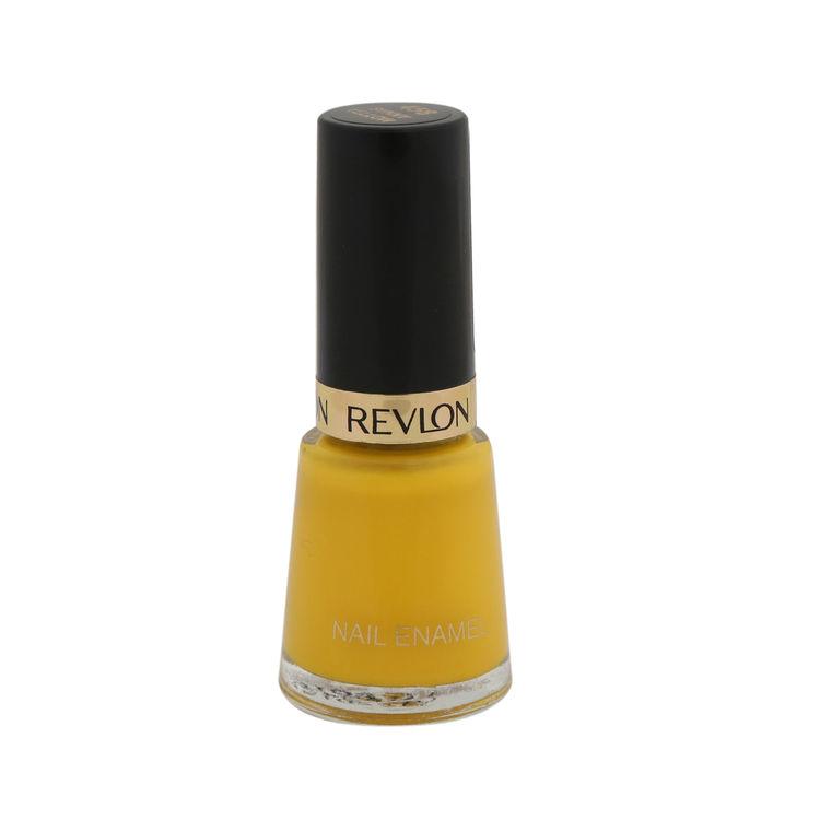 Buy Revlon Nail Enamel - Sunny Yellow (8 ml)-Purplle