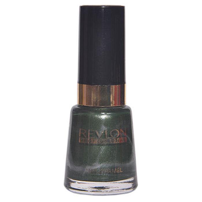 Buy Revlon Nail Enamel Moss Green 8 ml-Purplle