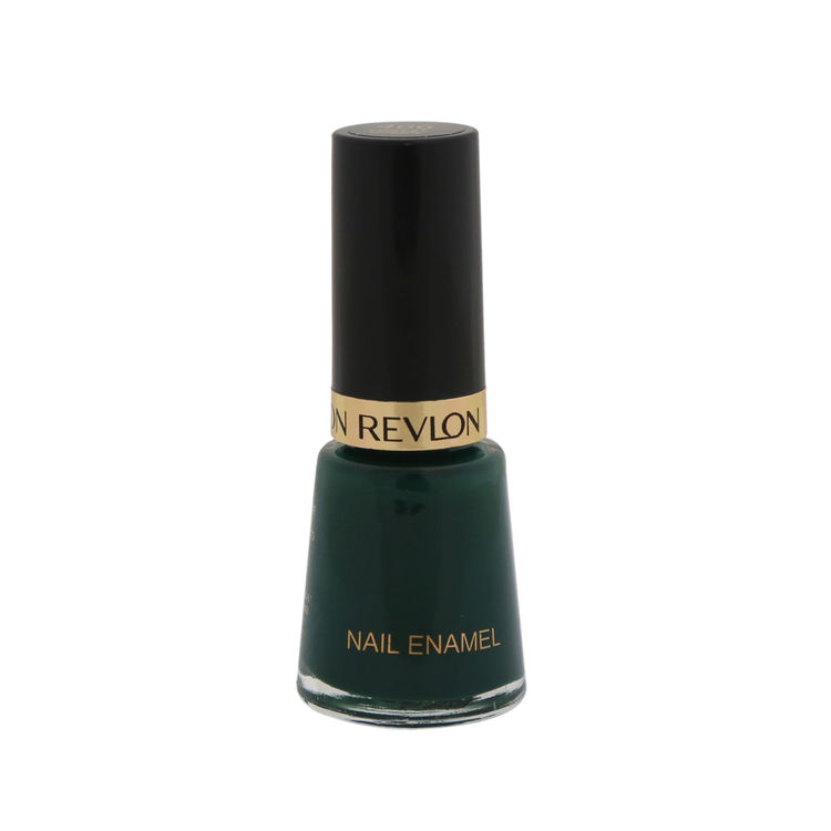 Buy Revlon Nail Enamel - Forest Green (8 ml)-Purplle