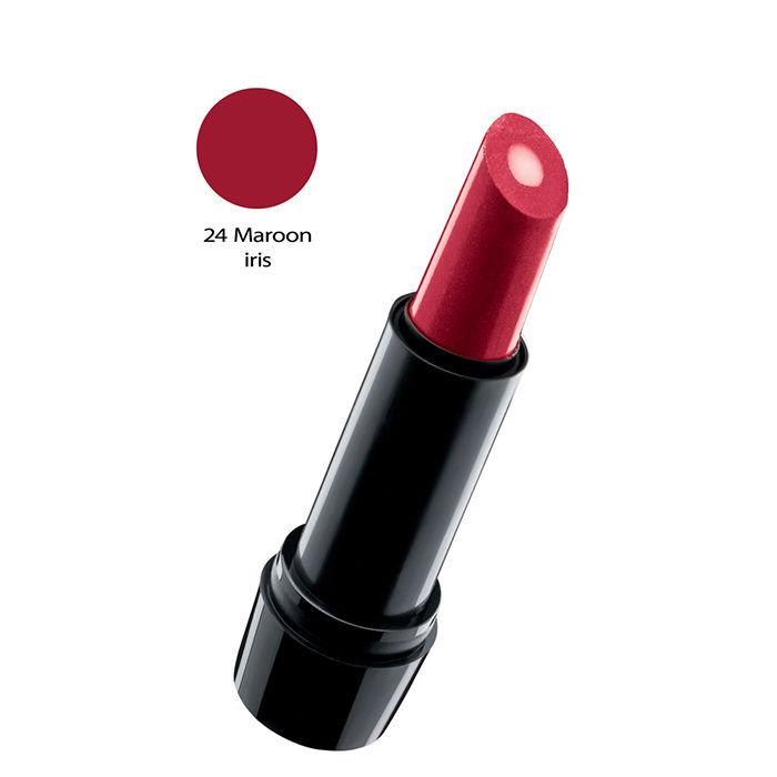 Buy Elle 18 Color Pops Lip Color Maroon Iris 25 (4.3 g)-Purplle
