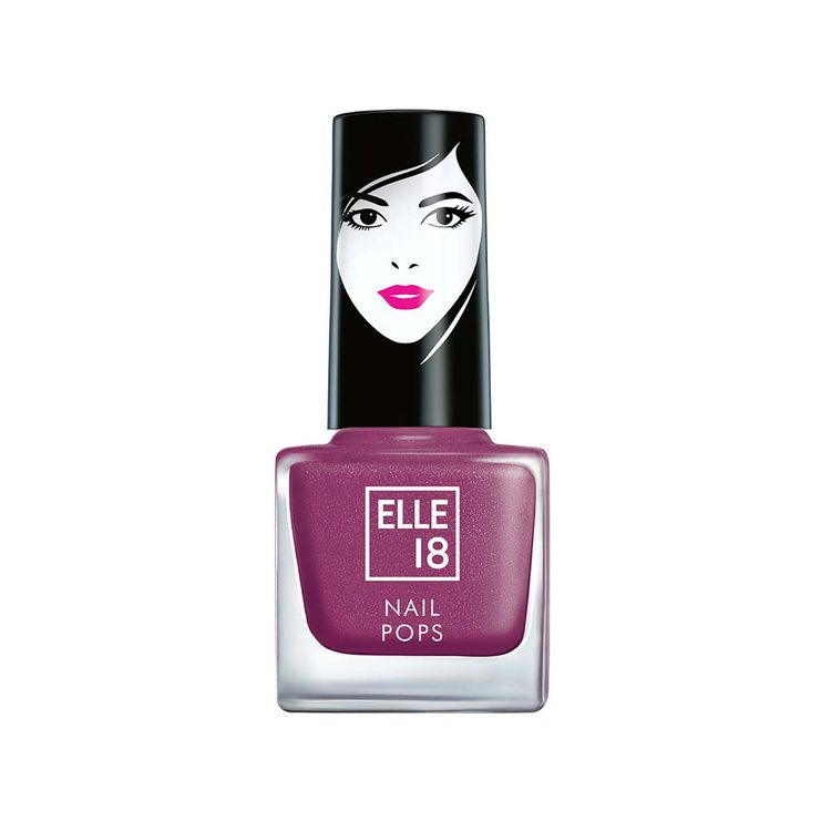 Buy Elle 18 Nail Pops Nail Color - Shade 02 (5 ml)-Purplle