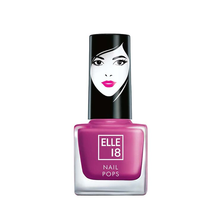 Buy Elle 18 Nail Pops Nail Color - Shade 14 (5 ml)-Purplle