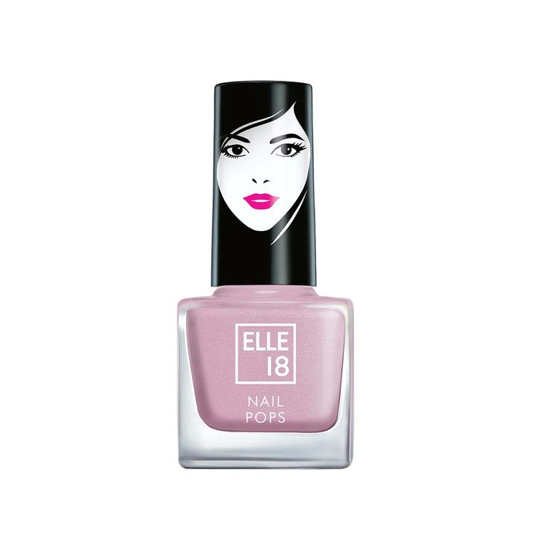 Buy Elle 18 Nail Pops Nail Color - Shade 28 (5 ml)-Purplle