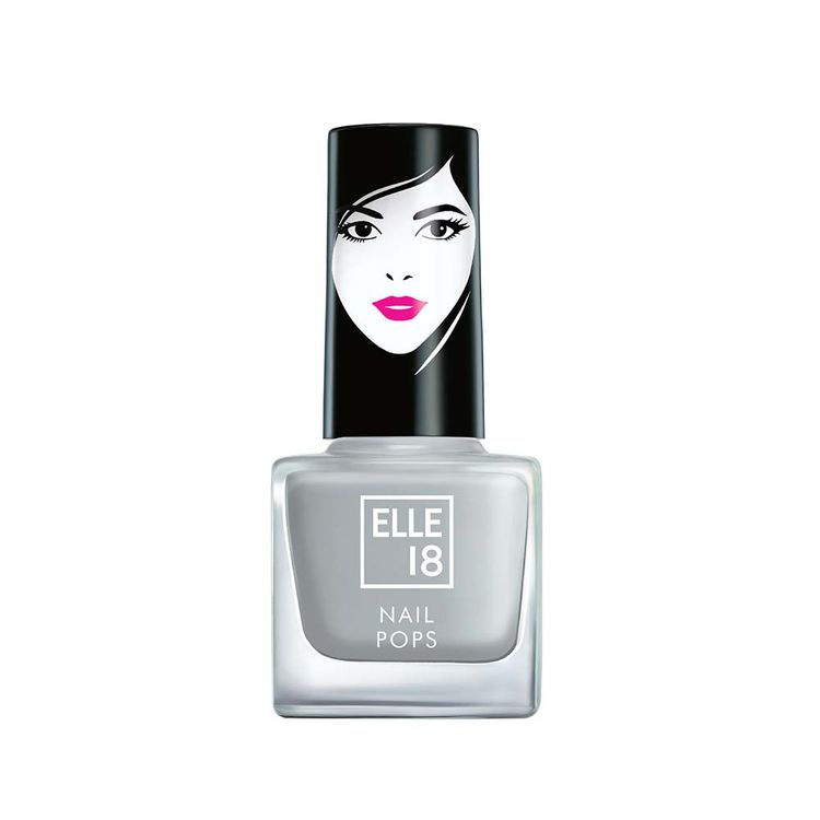 Buy Elle 18 Nail Pops Nail Color - Shade 40 (5 ml)-Purplle