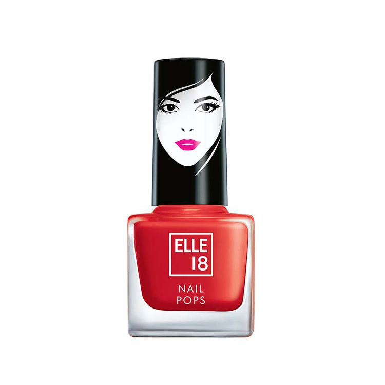 Buy Elle 18 Nail Pops Nail Color - Shade 41 (5 ml)-Purplle