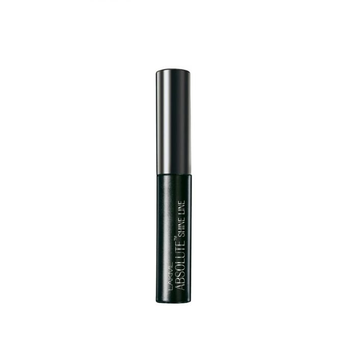 Buy Lakme Absolute Shine Line Black (4.5 ml)-Purplle