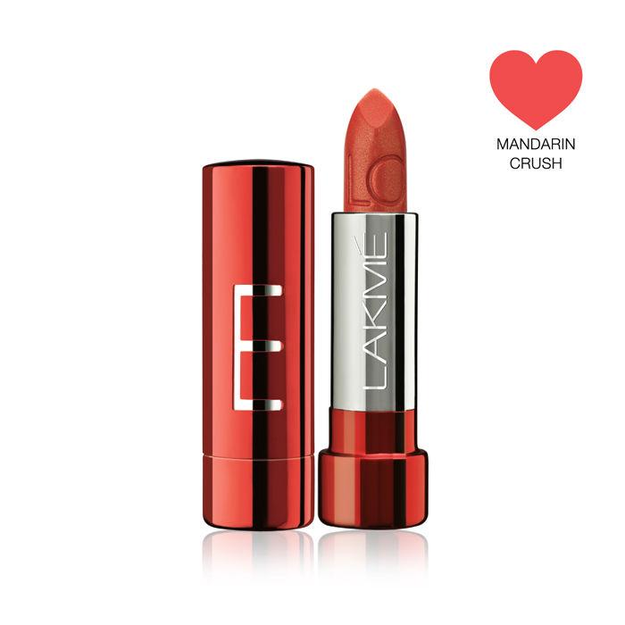 Buy Lakme Lip Love Lipstck Mandarin Crush (3.5 g)-Purplle